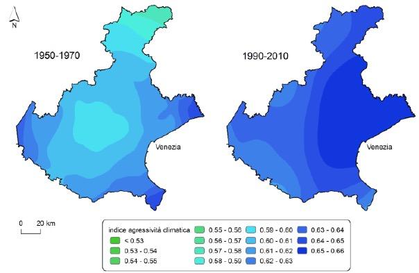 Indice di aggressività climatica