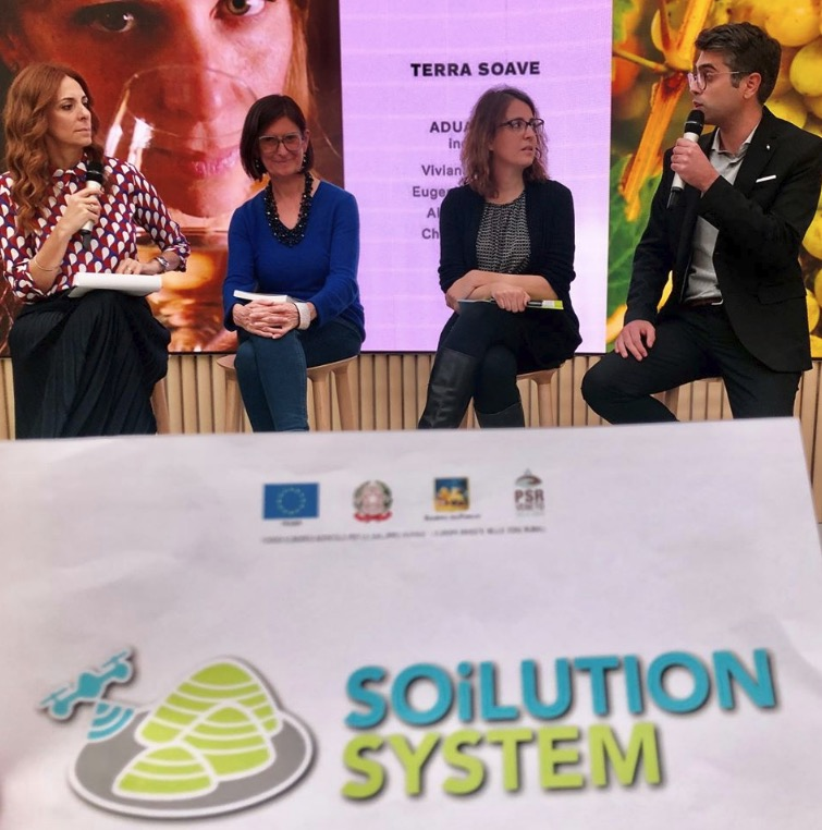 Soilution System al Volvo Studio Milano