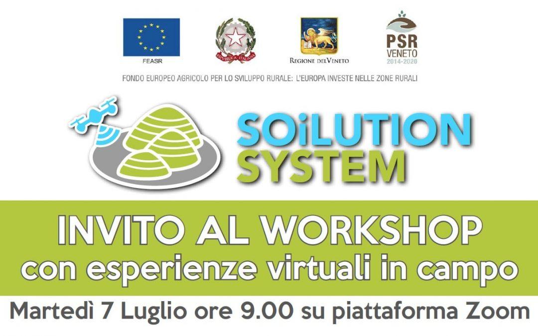 Workshop di luglio 2020